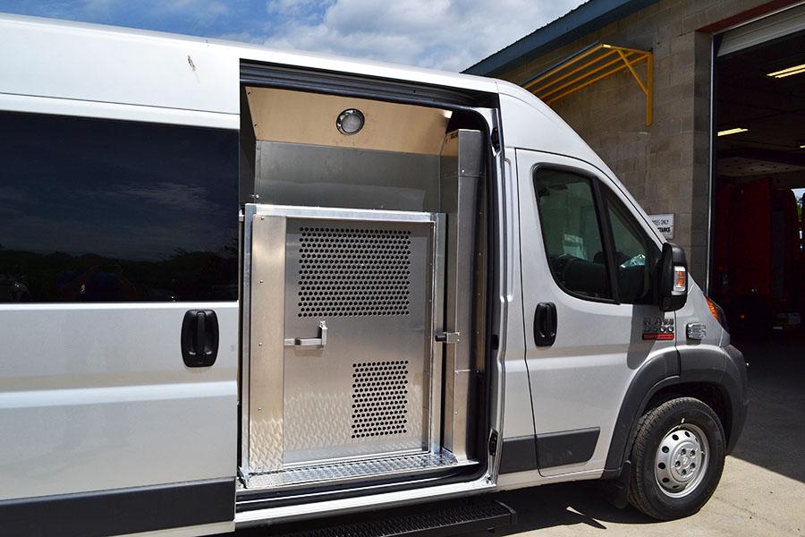 Prisoner Transport Van >> Prisoner Transport Bodies & Vans   Weldexperts Vehicle Up ...